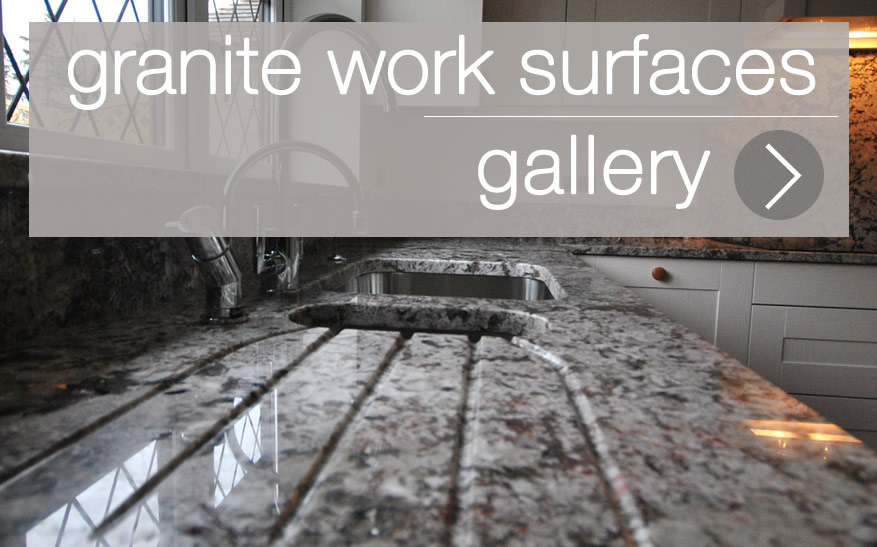 Granite Kitchen Worktops